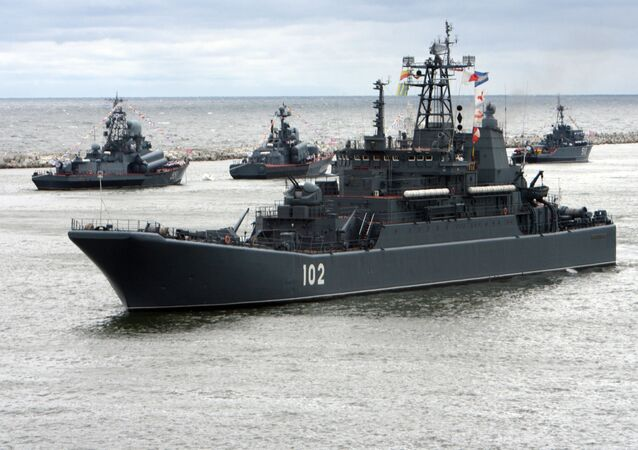 Navy Day Celebrations (file)