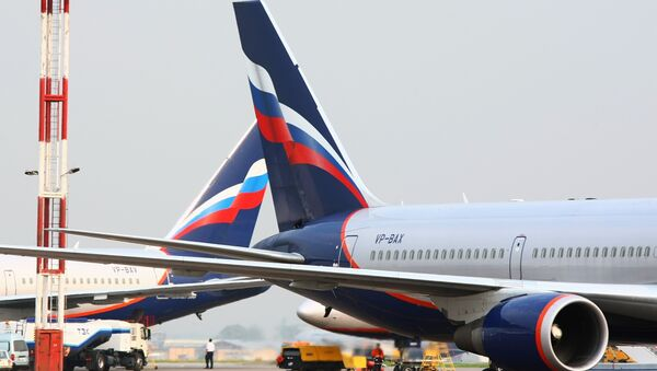 Aeroflot Senior Executive in Lobbying Scandal Probe - Sputnik International