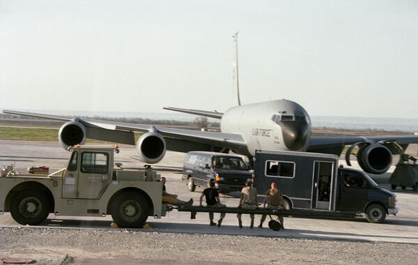 Manas airbase - Sputnik International