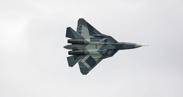 Sukhoi PAK FA T-50