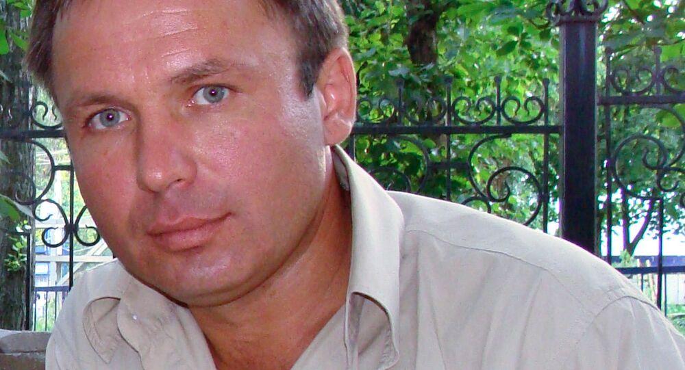 Konstantin Yaroshenko. (File)