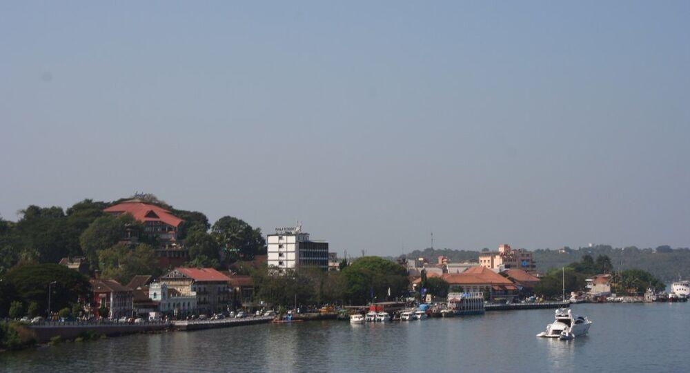 Столица Гоа Панаджи