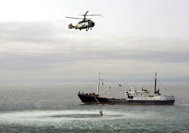 International coast guard drills to be held in Sea of Japan