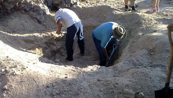 Archeologists. Archive - Sputnik International