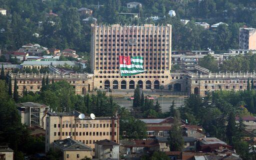 Abkhazia. Sukhumi
