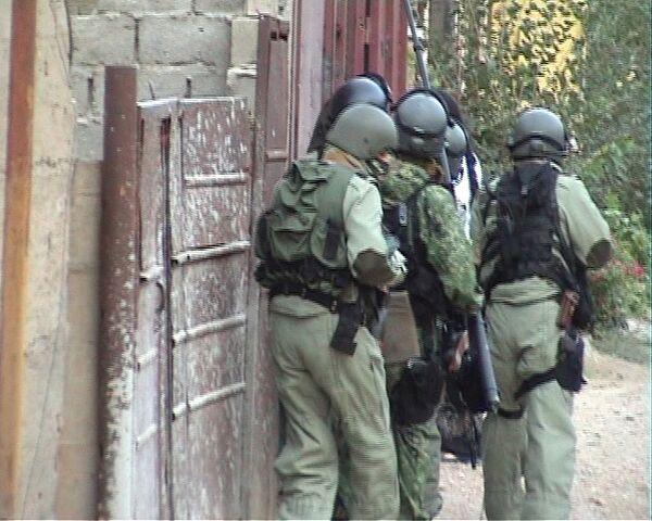 Kadyrov's native village attackers eliminated. Archiv. - Sputnik International