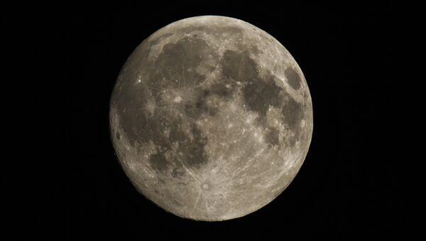 The Moon - Sputnik International