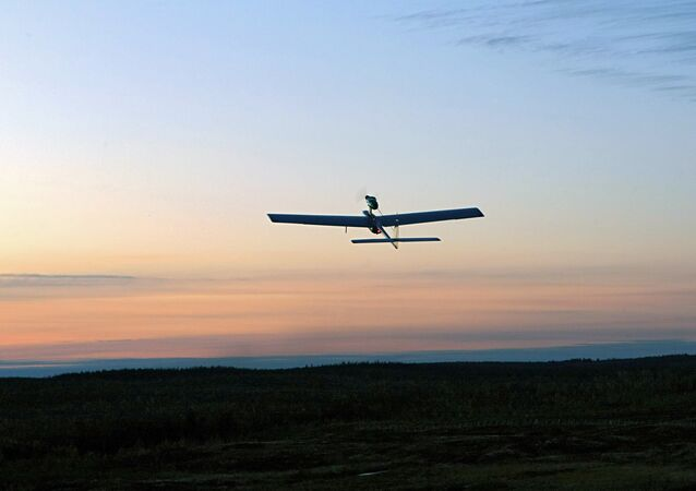 A UAV