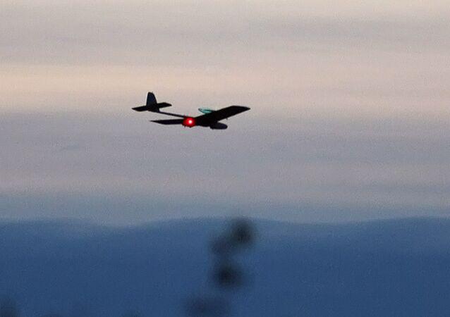 UAV (Unmanned Aerial Vehicle)