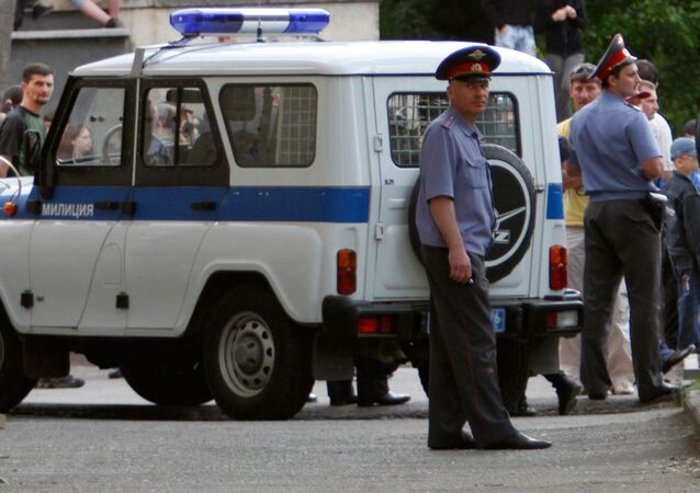 Police officer found dead in Chechnya