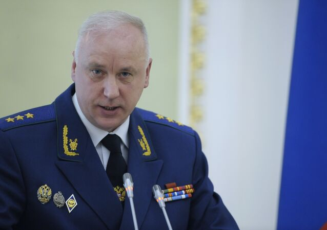 Russian Investigative committee head Alexander Bastrykin