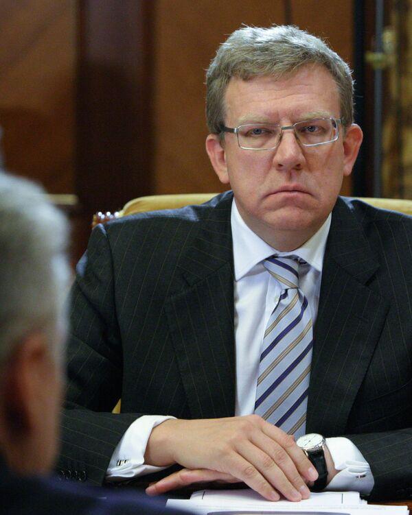 Finance Minister Alexei Kudrin - Sputnik International