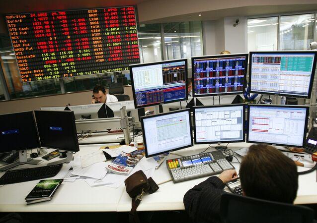 Russian trading company