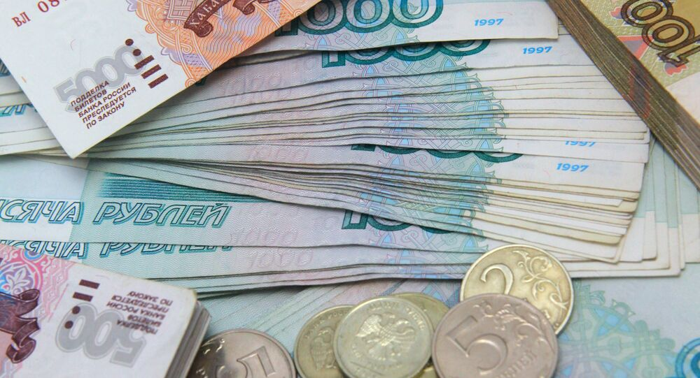 Russian banks' correspondent accounts down to 492.3 bln rbls, deposit accounts up to 245.4 bln rbls