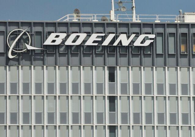 Здание компании Boeing в Лос-Анджелесе