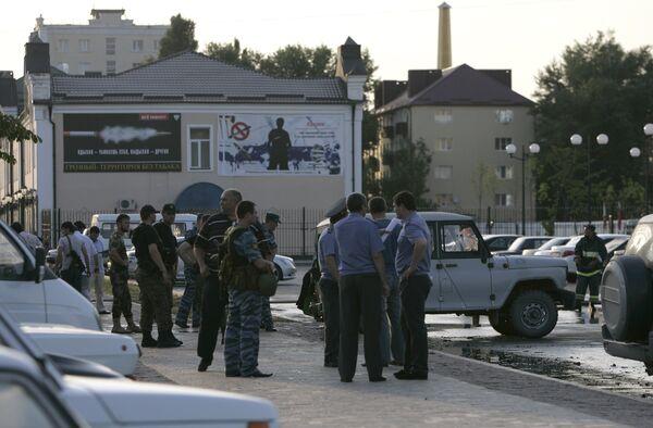 Police in Russia's Chechnya  - Sputnik International