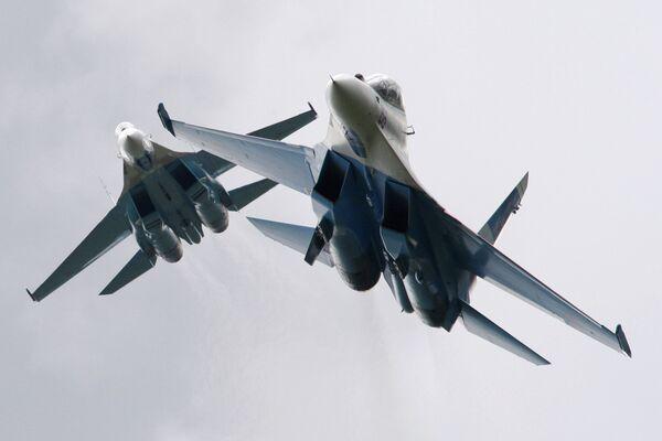 Russia Leads Multirole Fighter Jet Sales Market - Sputnik International