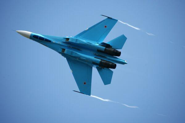 Su-27 - Sputnik International