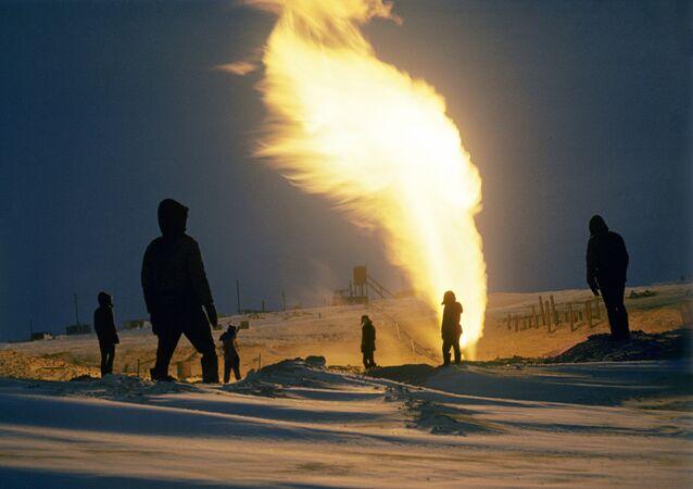 Arctic gas
