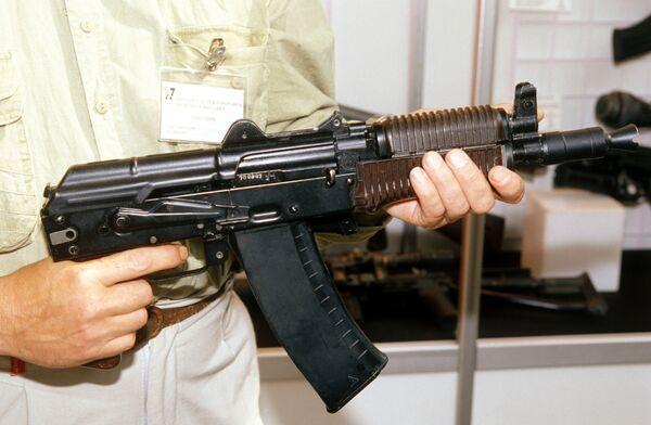 AK-74 dismissed by the army - Sputnik International