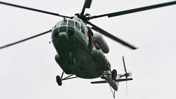 Mi-8 helicopter - Sputnik International