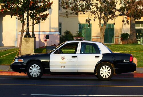 U.S. police