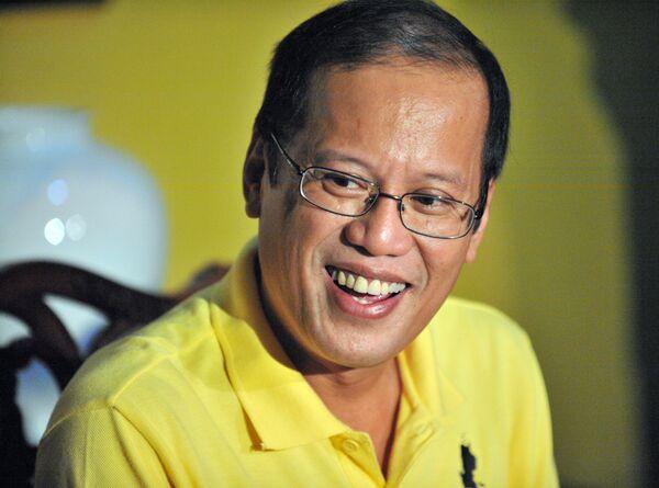 Philippine President Benigno Aquino - Sputnik International