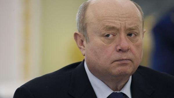 Mikhail Fradkov - Sputnik International