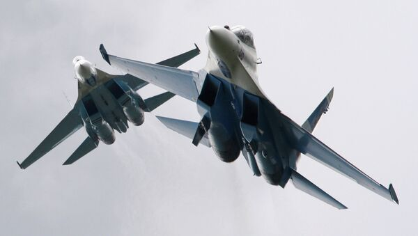 A Russian Air Force Base in Belarus will be opened in 2016 and Su-27 fighters will be based there, a highly-ranked Air Force official Col.-Gen. Viktor Bondarev said. - Sputnik International
