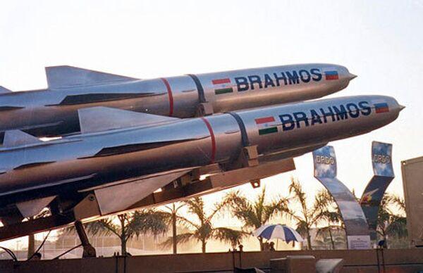 The BrahMos missile - Sputnik International