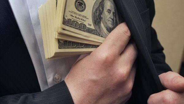 Russia Bans Paying Bribes Abroad     - Sputnik International