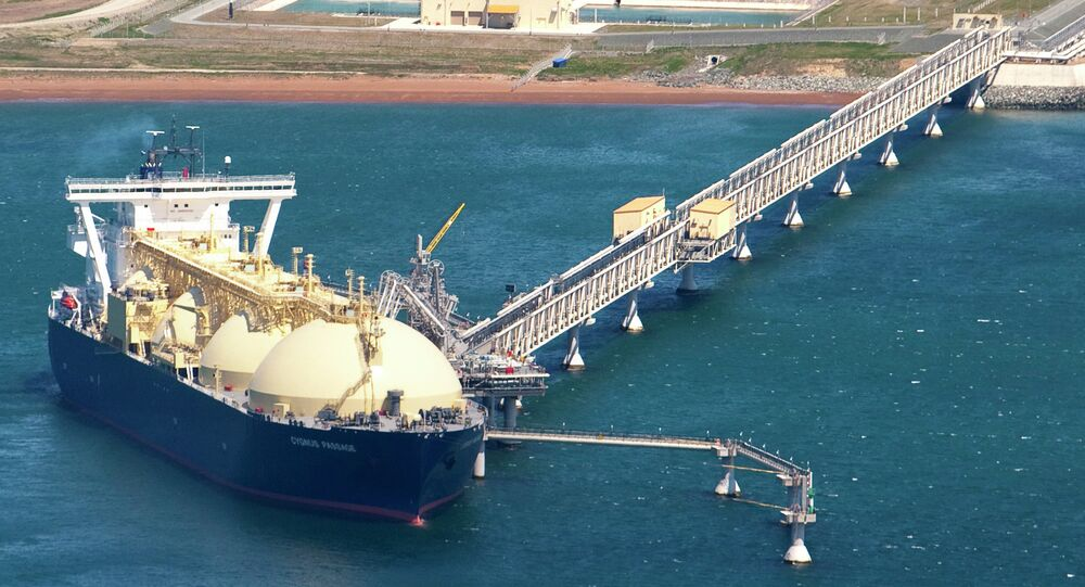 Russia, Japan agree on joint LNG plant in Russian Far East