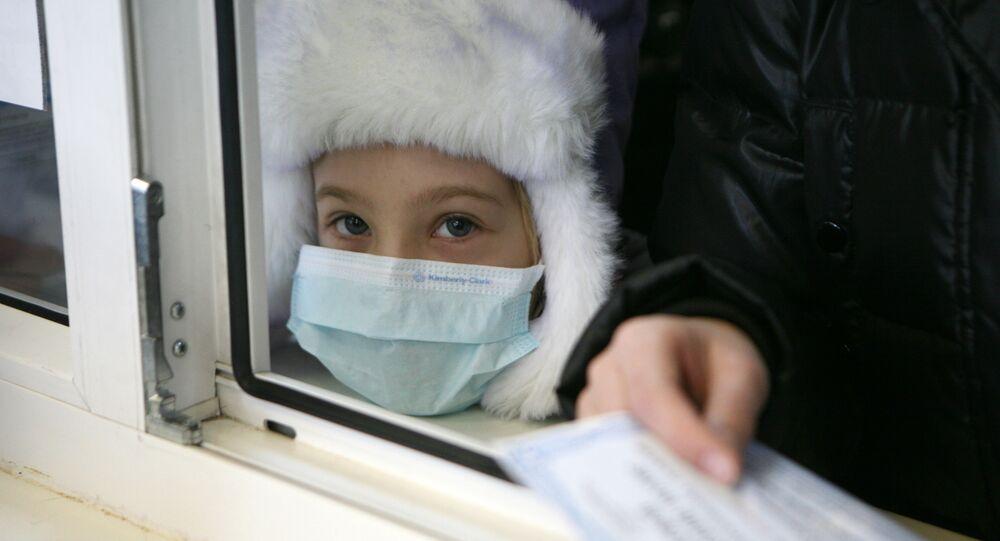 Siberian city of Tomsk extends school break due to flu risk