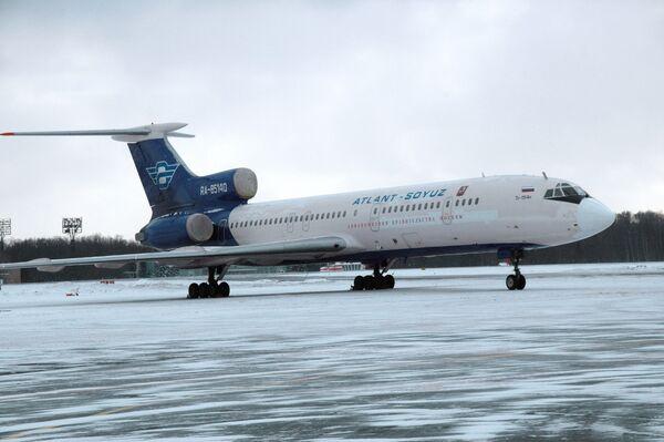Tupolev Tu-154 airliner - Sputnik International