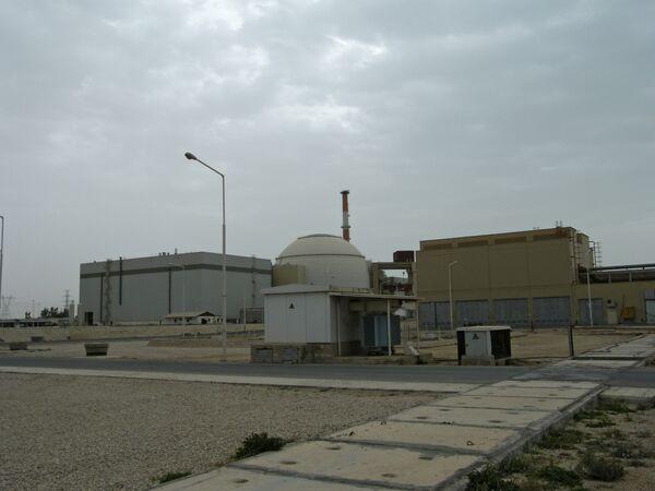 Bushehr Nuclear Power Plant - Sputnik International