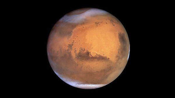 Comet Could Hit, Radically Change Mars in 2014 - Sputnik International