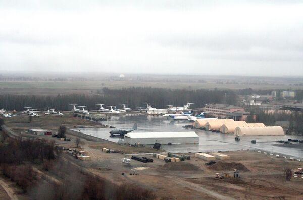 Manas airport in Kyrgyzstan - Sputnik International