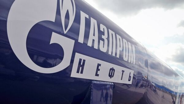 Putin highlighted that Gazprom Neft has already recently supplied oil to China and accepted payment in rubles. - Sputnik International