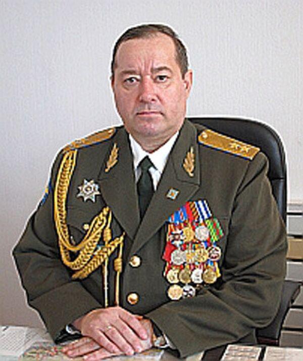 Lt. Gen. Valery Ivanov - Sputnik International
