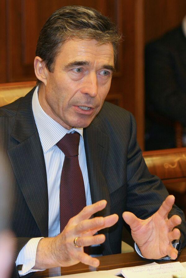 Anders Fogh Rasmussen - Sputnik International