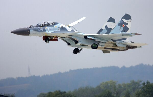 Su-30 fighter jet - Sputnik International