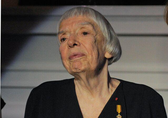 Lyudmila Mikhailovna Alexeyeva