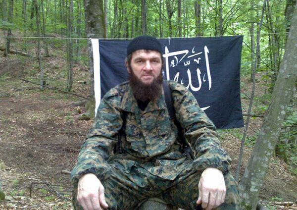 Doku Umarov - Sputnik International