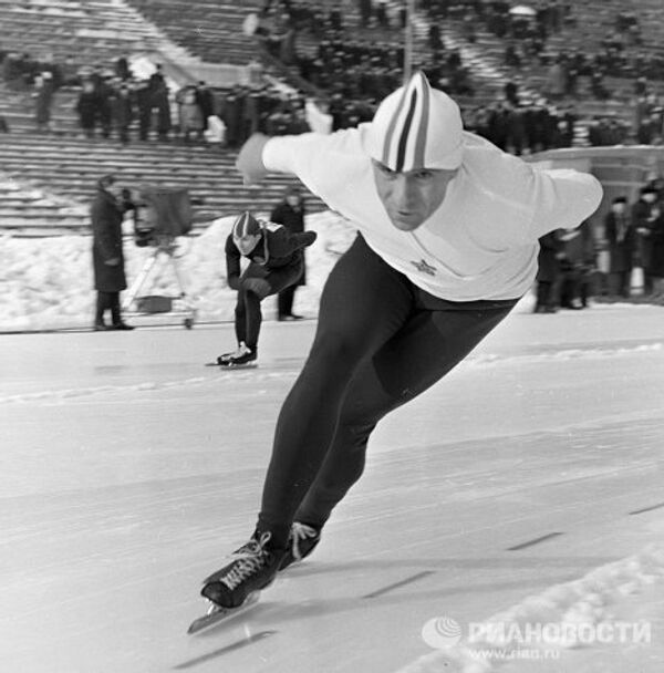 Russia's most decorated Olympic athletes  - Sputnik International