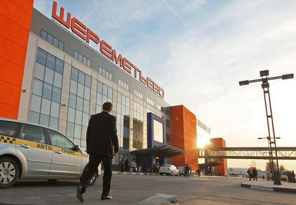 Sheremetyevo airport - Sputnik International