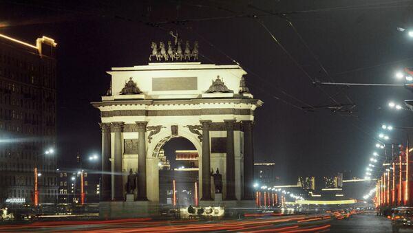 Кутузовский проспект - Sputnik International