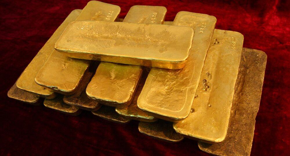 Золотодобывающая компания Полюс золото