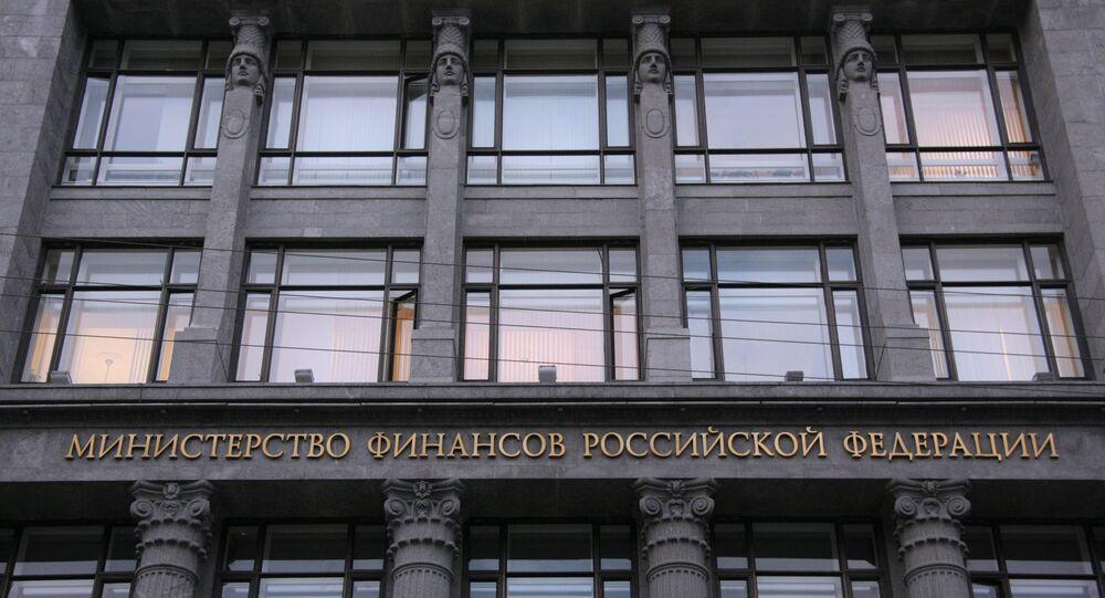Russian Finance Ministry