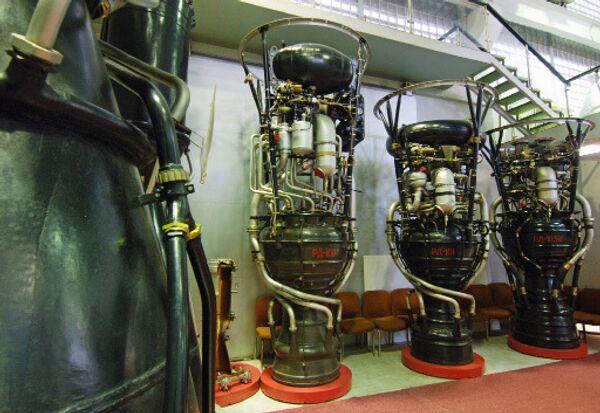 Energomash rocket engines - Sputnik International
