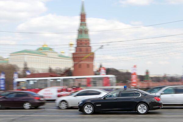 Pro-Kremlin party proposes tougher rules on transport privileges - Sputnik International